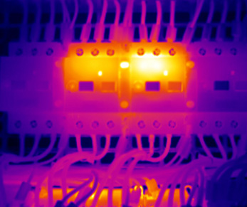 Over Heating Electrical Connections, Thermal Savings UK