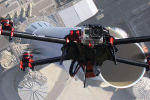 Thermal Drone surveys, Thermal Savings UK